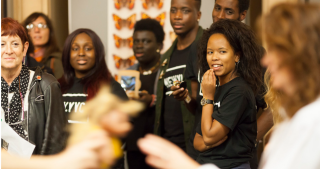 UCL Museums, 'The Museum is where the people are' project in East London, October 2015