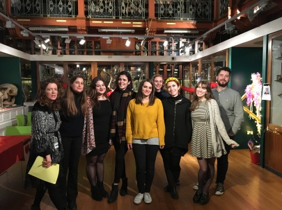 UCL Culture, Student Panel 2015-17, https://blogs.ucl.ac.uk/museums/2015/06/08/ucl-museums-student-events-team/